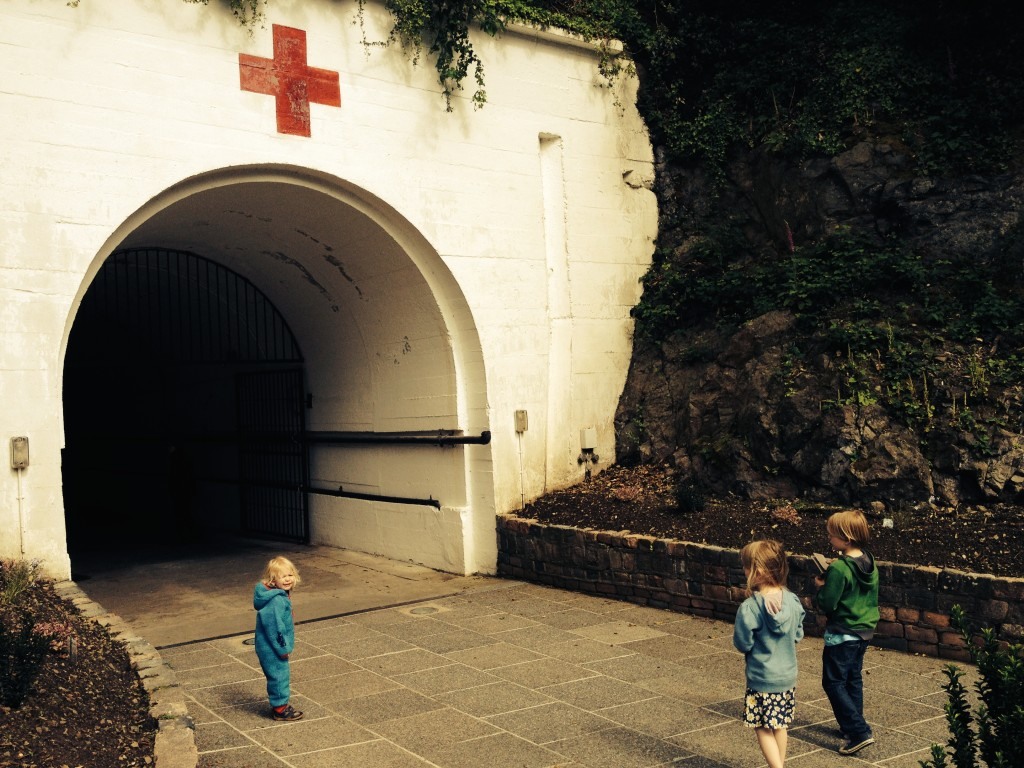Things to do in Jersey, Channel Islands with Kids: Jersey War Tunnels - copyright: www.globalmousetravels.com