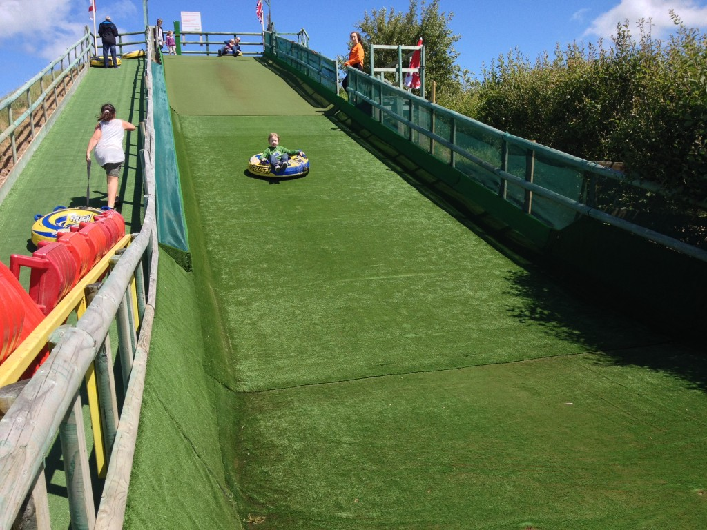 Top 10 Things to do in Jersey, Channel Islands with Kids: aMaizin Park - copyright: www.globalmousetravels.com
