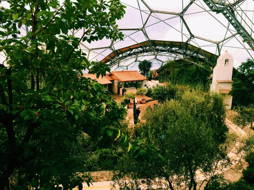 Eden Project - Copyright: www.globalmousetravels.com