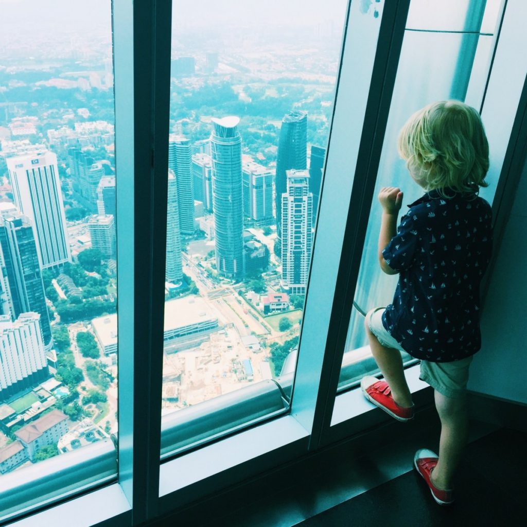 Petronas Towers, Kuala Lumpur - Top 10 things to do in Kuala Lumpur with kids - copyright: www.globalmousetravels.com