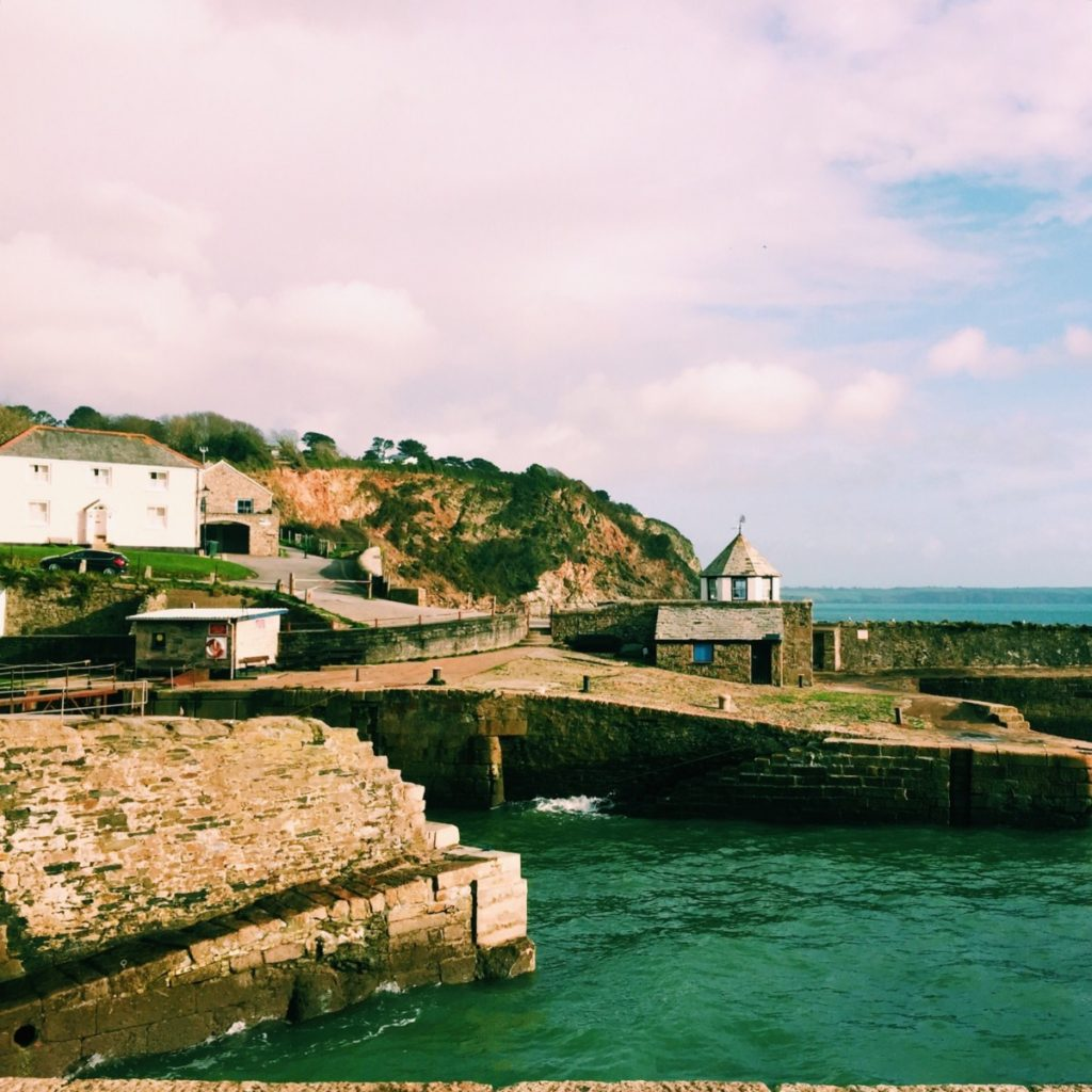 Charlestown, Cornwall - copyright: www.globalmousetravels.com