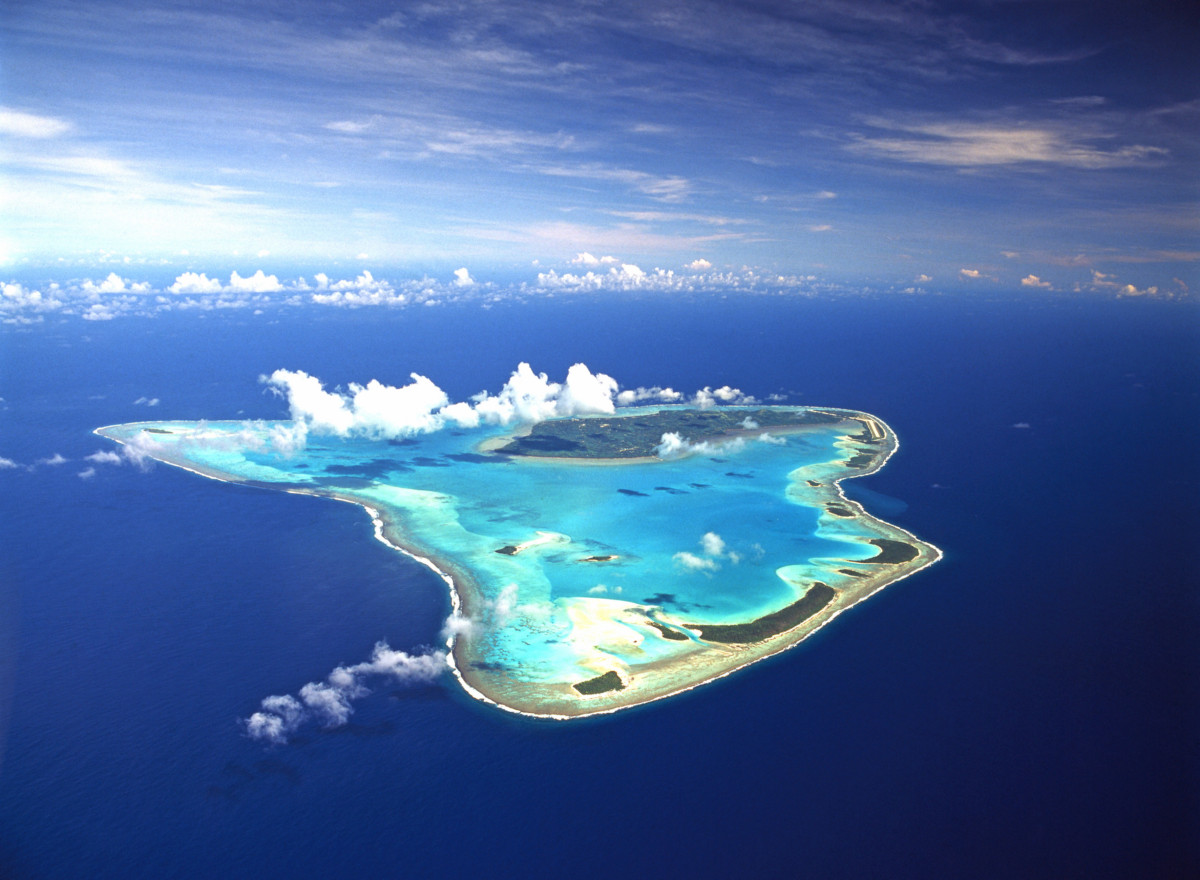 Discover A Treat In The Cook Islands South Pacific S