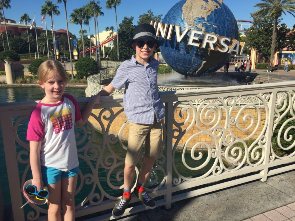A review of travelling to Universal Orlando Resort with Virgin Holidays - copyright: www.globalmousetravels.com