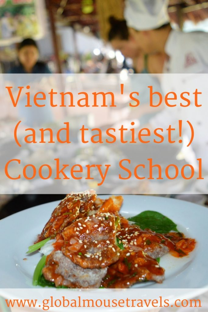 This is the best Vietnamese cookery school in Saigon / Ho Chi Minh. They will pick you up from your hotel to drive you to the farm, teach you about all the local plants and have you cooking up a number of recipes including #vegan and #vegetarian choices if you choose. We loved it!
