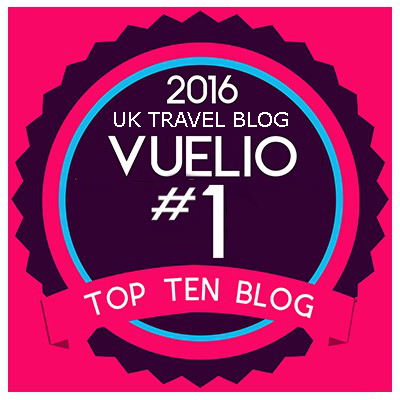 Number1TravelBlogVuelioBadge