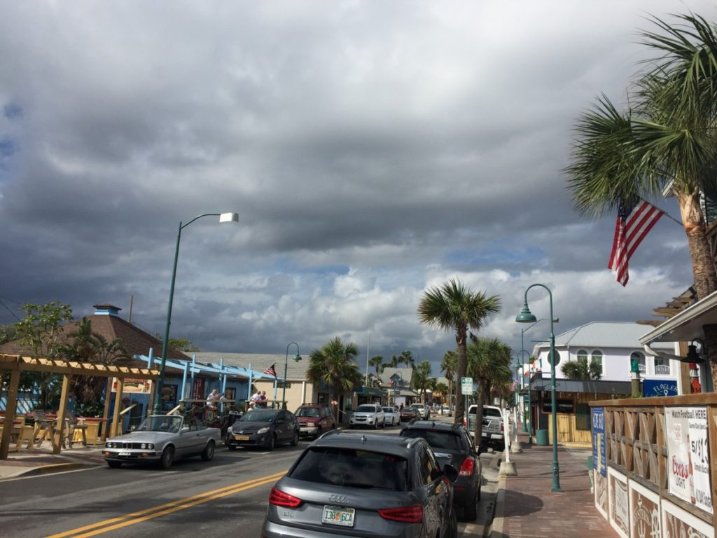 A glimpse into the Florida past - a family trip to New Smyrna Beach, nr Orlando - copyright: www.globalmousetravels.com