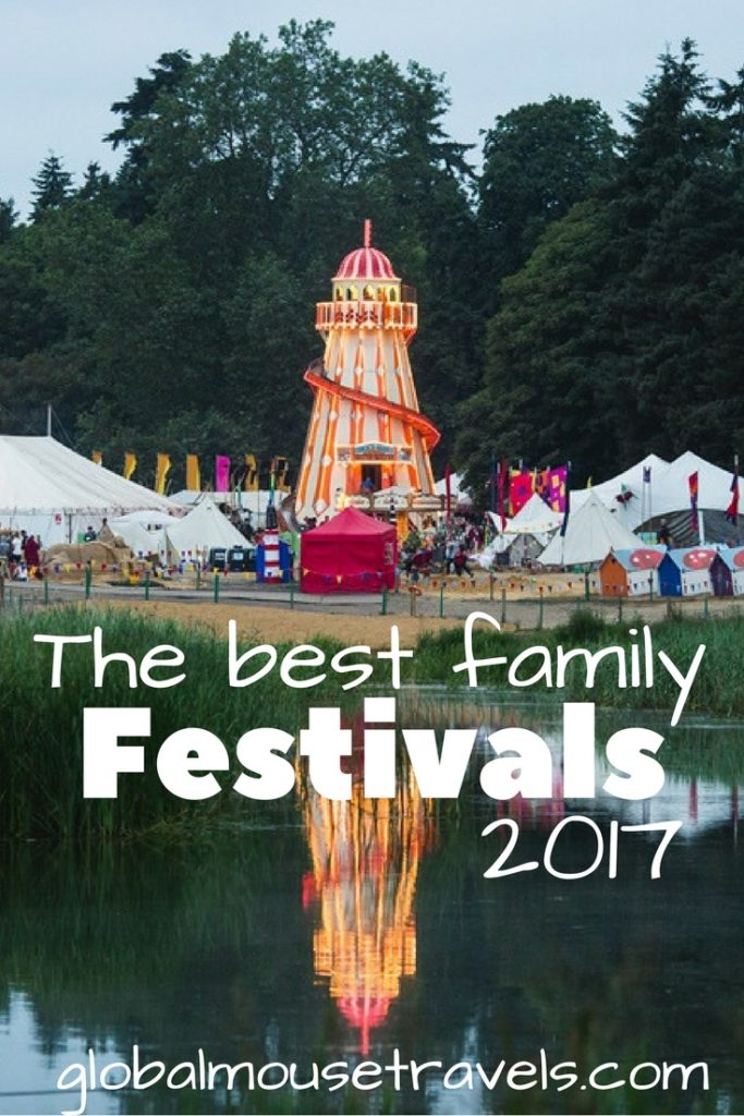 The best festivals with kids across the UK