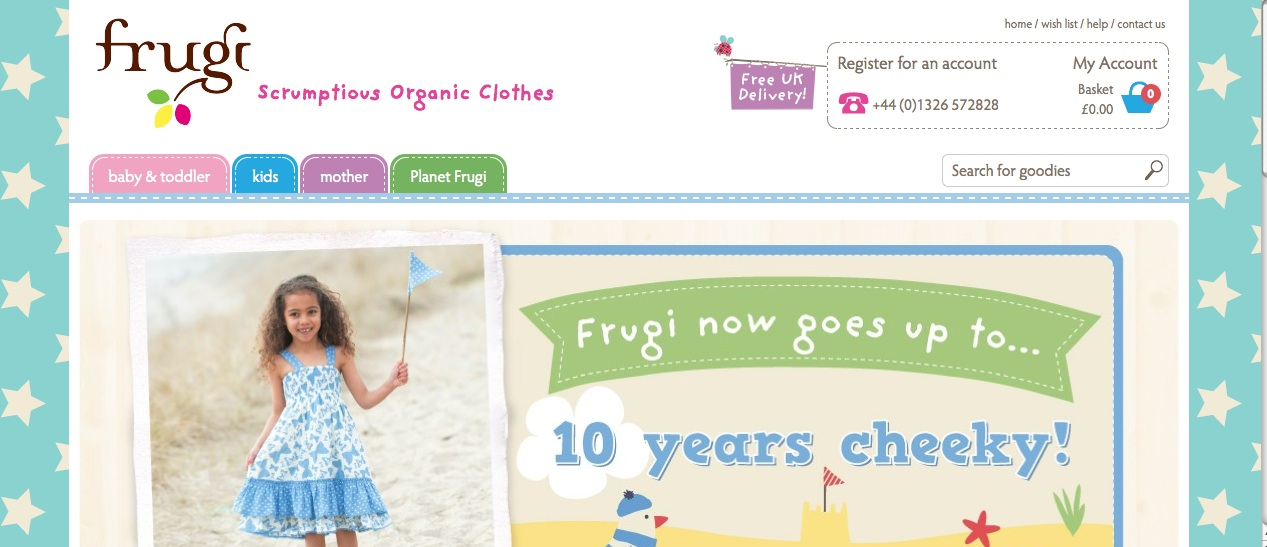 Happy Birthday Frugi Globalmouse Travels