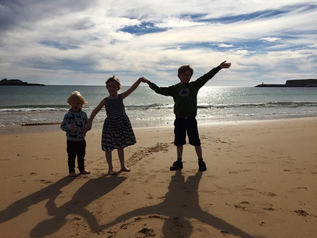 Beach at Martinhal