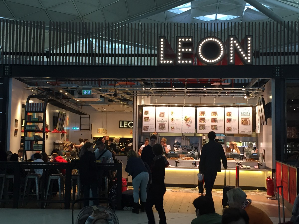 LEON stansted