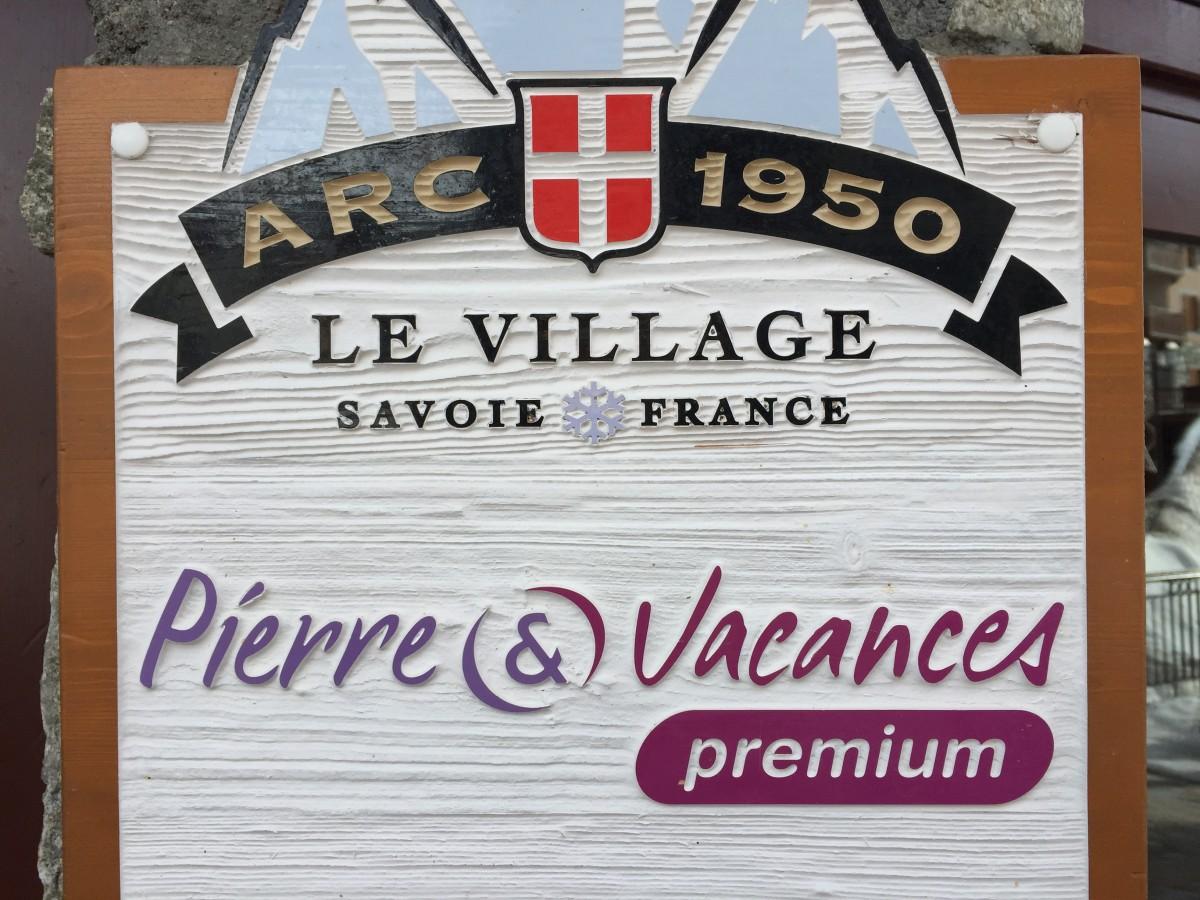 Pierre & Vacances, Les Arcs 1950 - Copyright: www.globalmousetravels.com