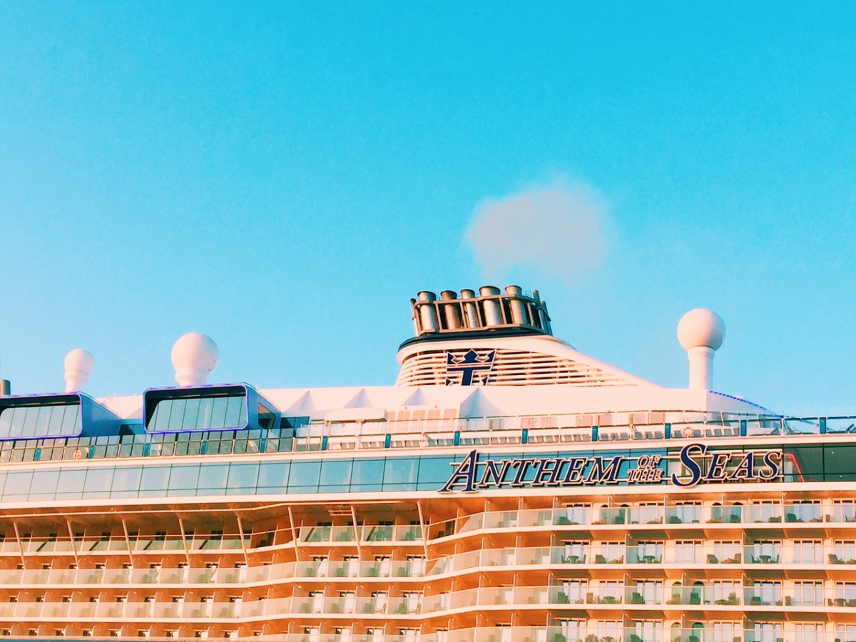 Anthem of the Seas - Royal Caribbean - copyright: www.globalmousetravels.com