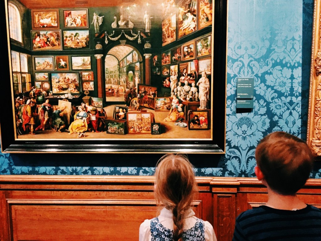 Mauritshuis, The Hague - Copyright: www.globalmousetravels.com