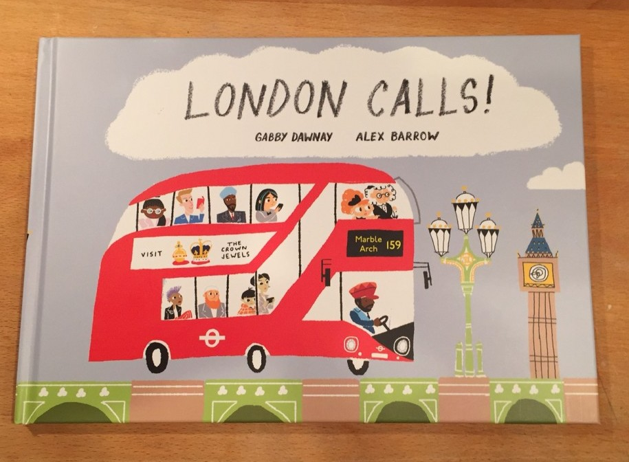 London Calls! book review by Globalmouse Travels