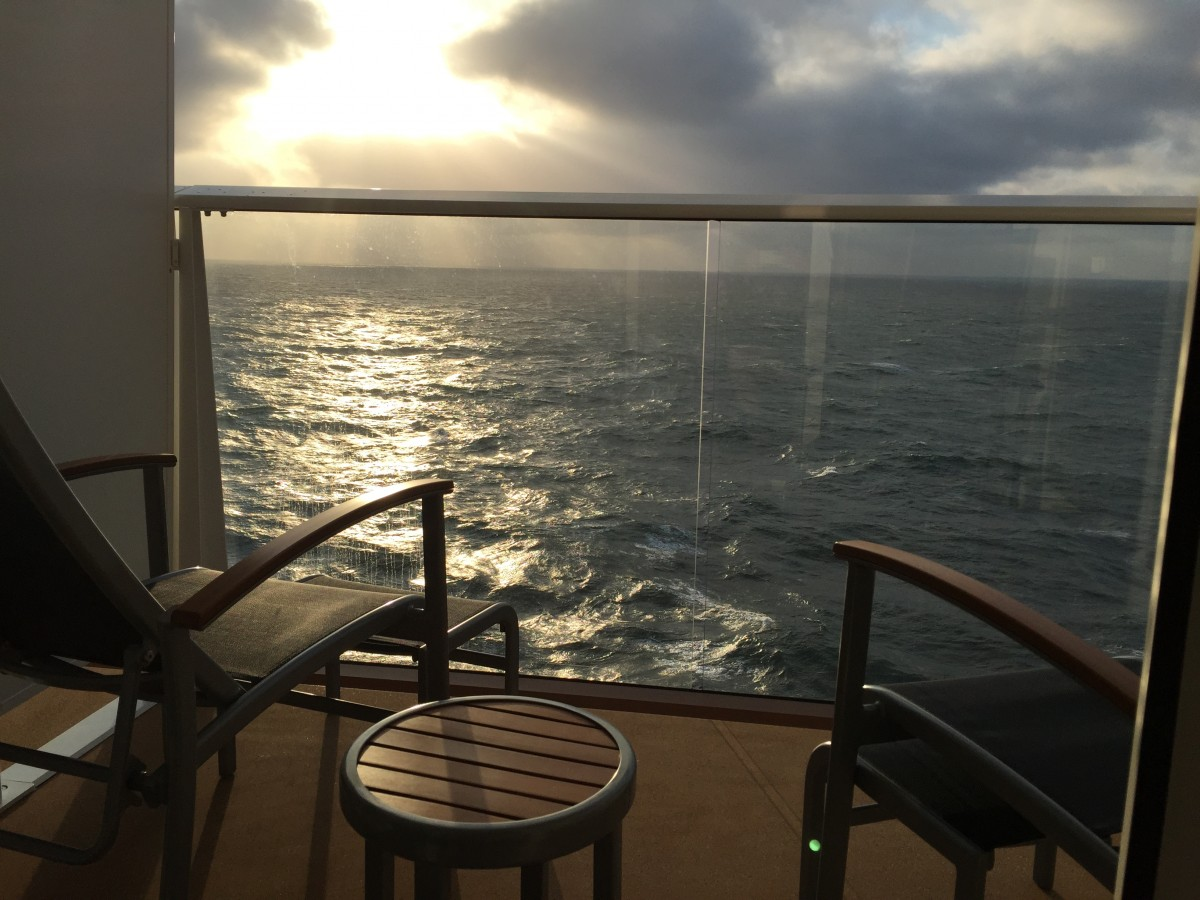 A Weekend On Board Royal Caribbean S New Anthem Of The
