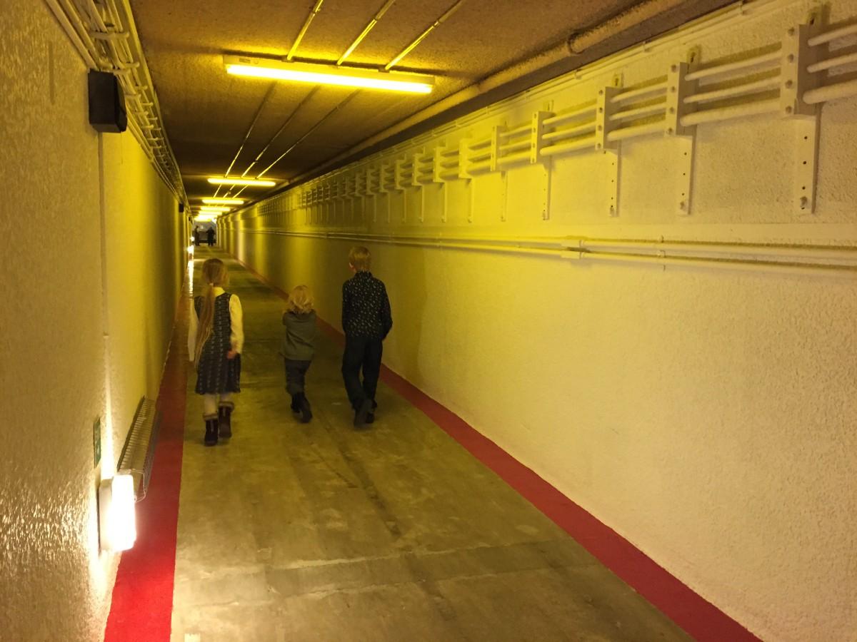Scotland's Secret Bunker, St Andrew's, Fife - Copyright: www.globalmousetravels.com