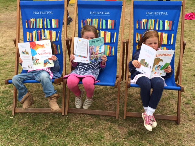 Hay Fever - Hay festival Copyright: www.globalmousetravels.com