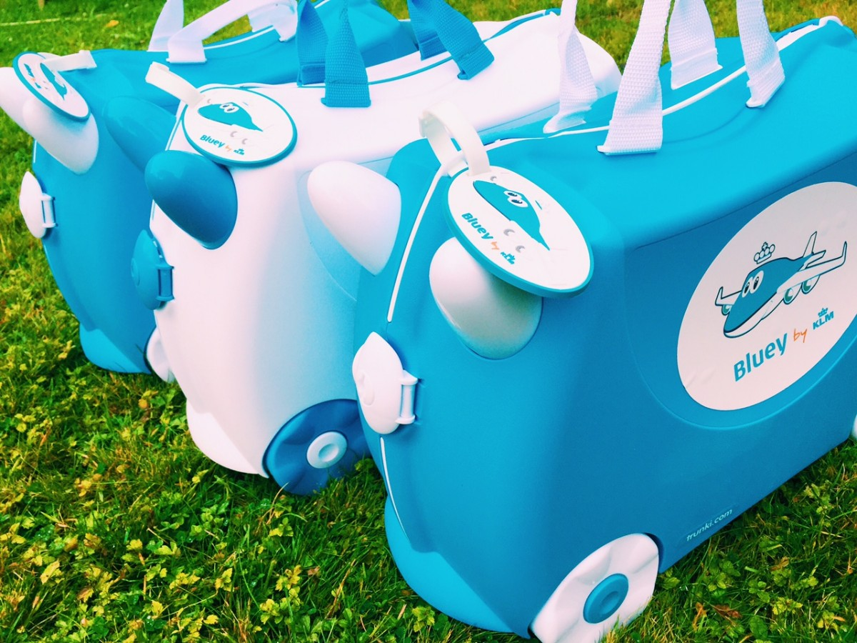 KLM Trunki competition - copyright: www.globalmousetravels.com