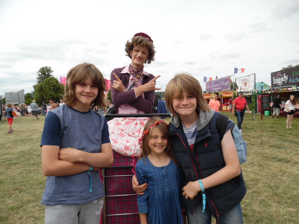 Cornbury Festival 2015 - Copyright: www.globalmousetravels.com