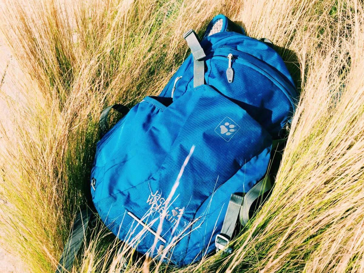 Jack Wolfskin Moab backpack, rucksack - copyright: www.globalmousetravels.com