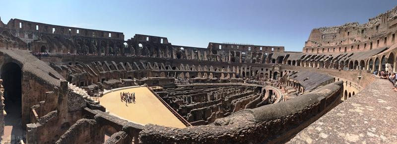 Colosseum - copyright: www.globalmousetravels.com