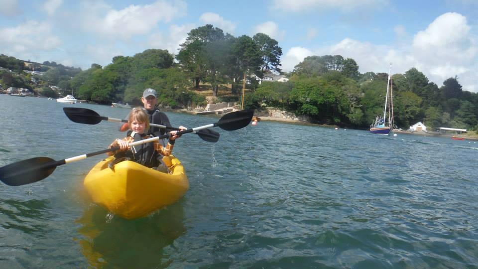 Koru Kayaking - Copyright: www.globalmousetravels.com