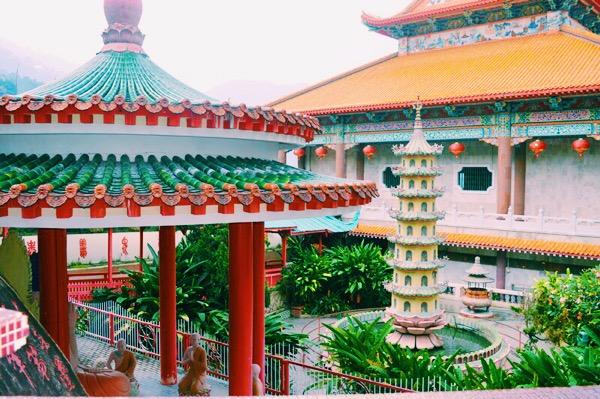 Kek Lok Si Buddhist Temple, Penang, Malaysia - copyright: www.globalmousetravels.com
