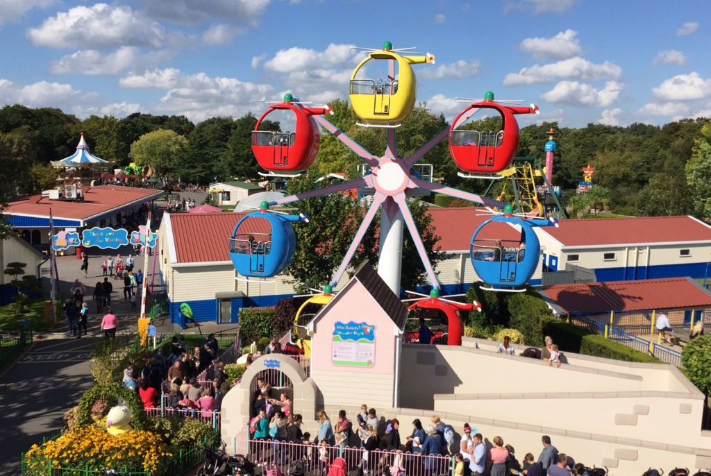 Peppa Pig World - Copyright: www.globalmousetravels.com