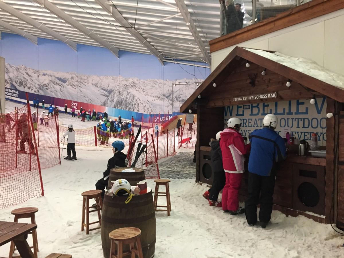 Hemel Hempstead Ski Centre - copyright: www.globalmousetravels.com