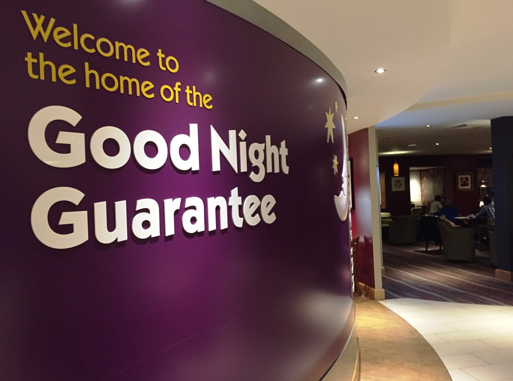 Premier Inn - Terminal 5, Heathrow Airport - copyright: www.globalmousetravels.com