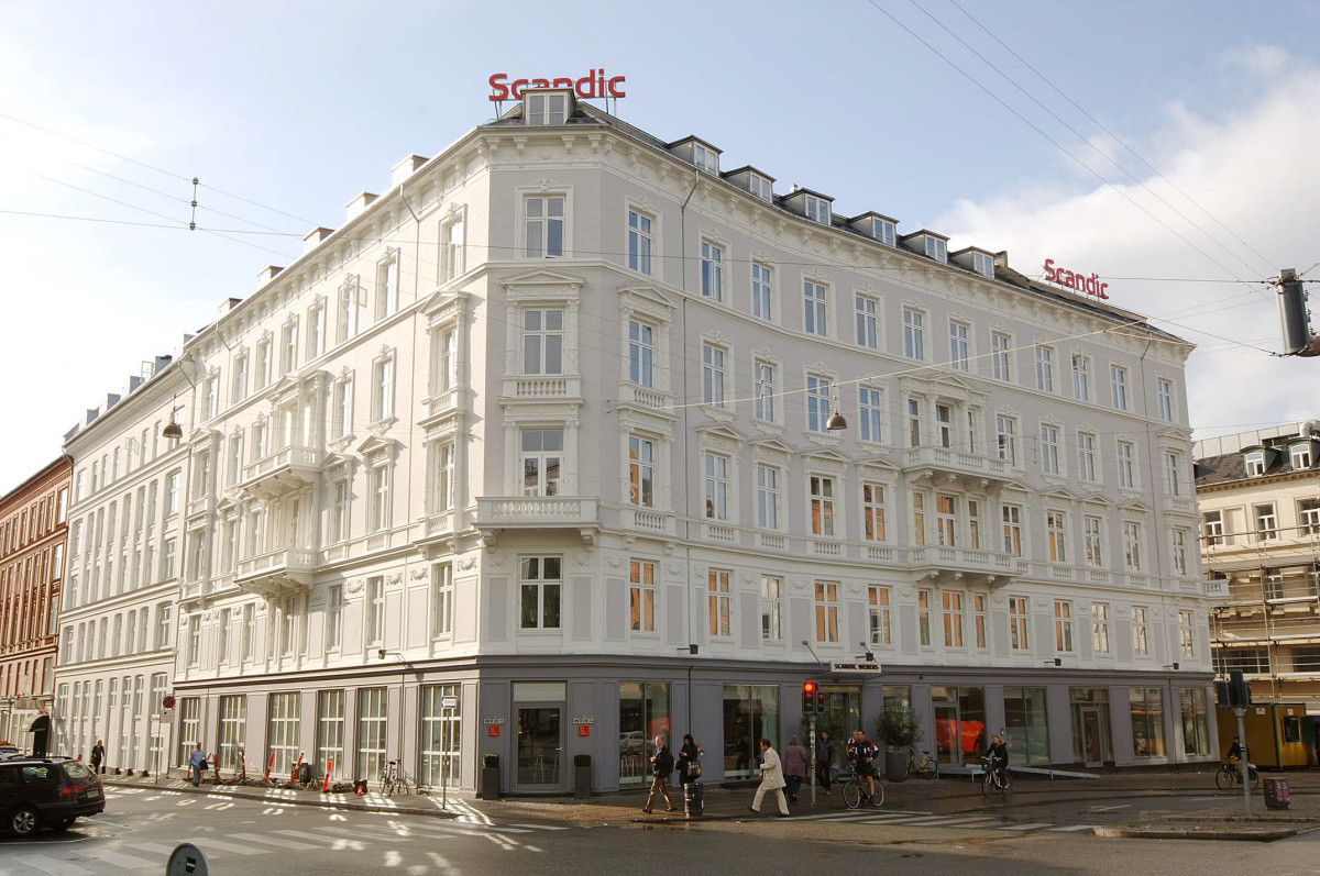 A winter stay in the heart of copenhagen scandic webers for Hotel in kopenhagen