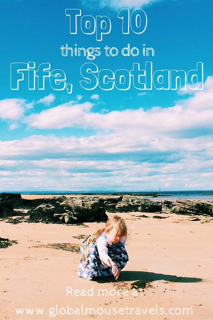 Fife, Scotland - Copyright: www.globalmousetravels.com