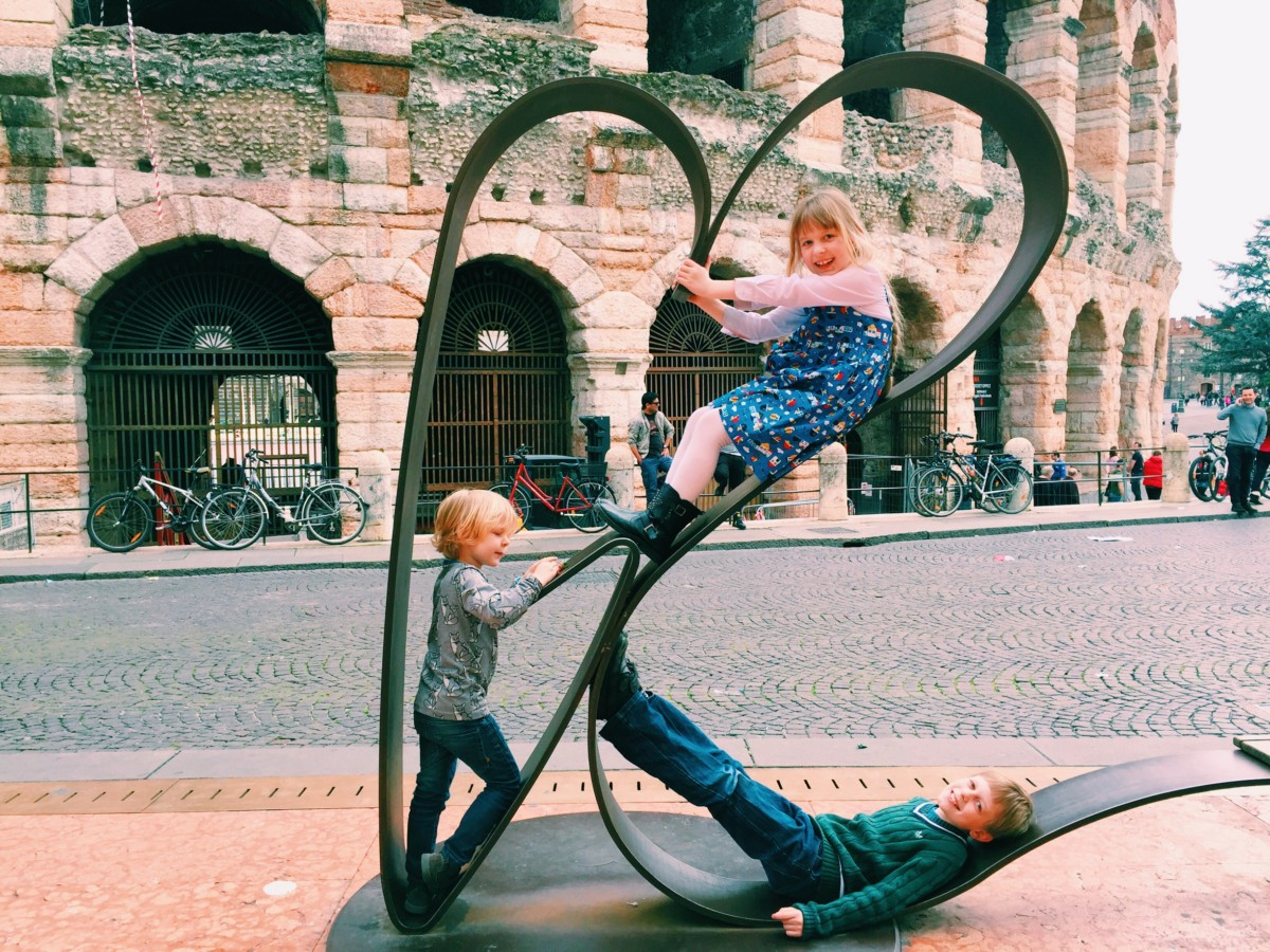 Verona, Italy with kids - copyright: www.globalmousetravels.com