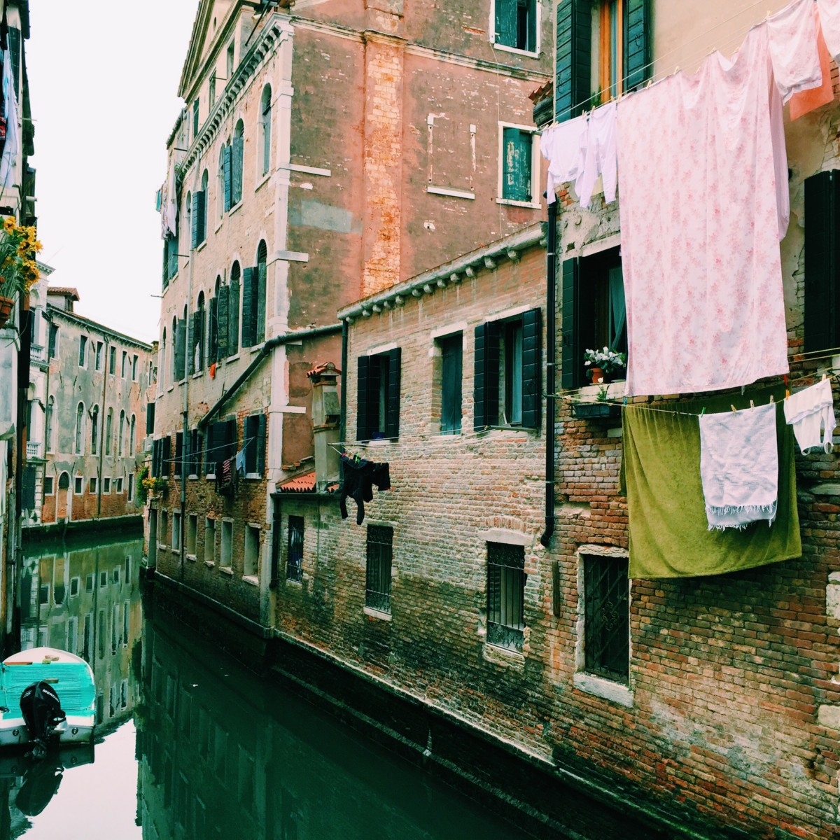 Exploring Cannaregio and the back streets of Venice, Italy with children - copyright: www.globalmousetravels.com