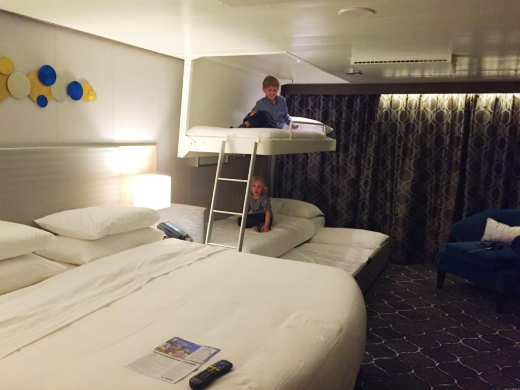 On board royal caribbean s harmony of the seas to for Royal caribbean solo cabins