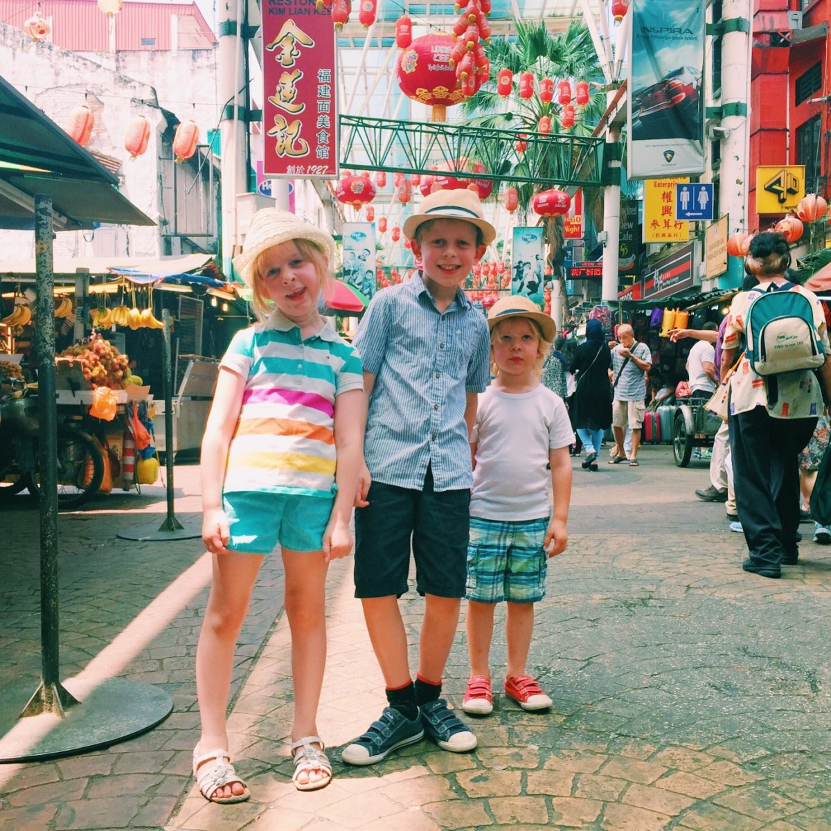 China Town, Petaling Street - Kuala Lumpur - Top 10 things to do in Kuala Lumpur with kids - copyright: www.globalmousetravels.com