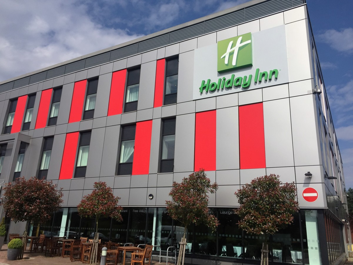 Holiday Inn Luton Airport - copyright: www.globalmousetravels.com