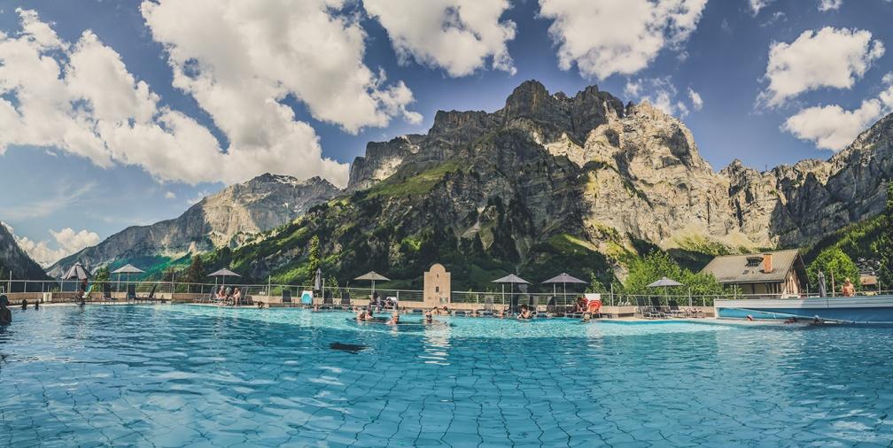 Leukerbad, Switzerland