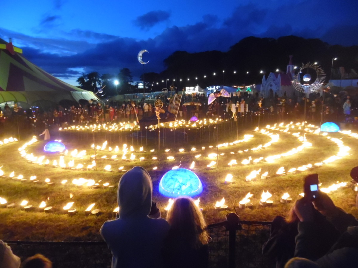Camp Bestival 2016 - Copyright: www.globalmousetravels.com