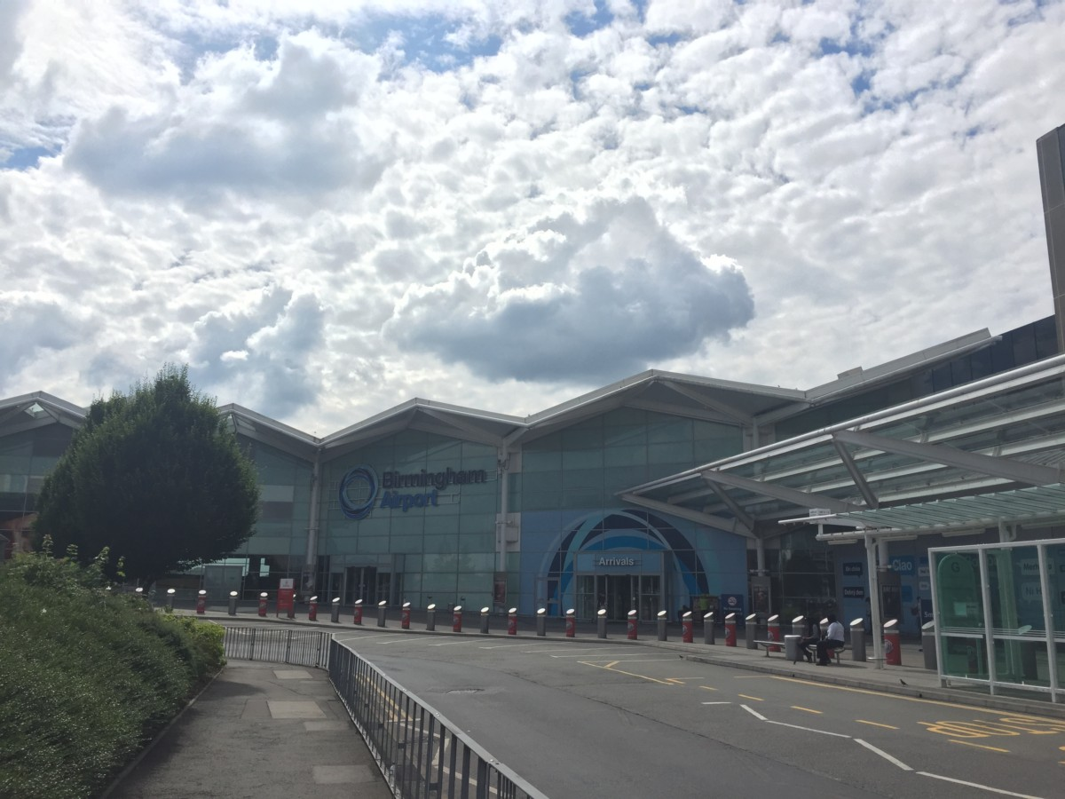 The ultimate family guide to Birmingham Airport - copyright: www.globalmousetravels.com