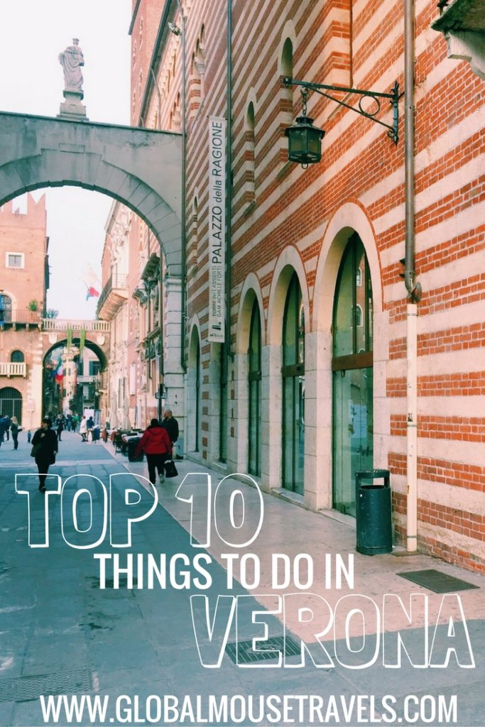 Top 10 things to do in Verona with kids, Verona, Italy - copyright: www.globalmousetravels.com