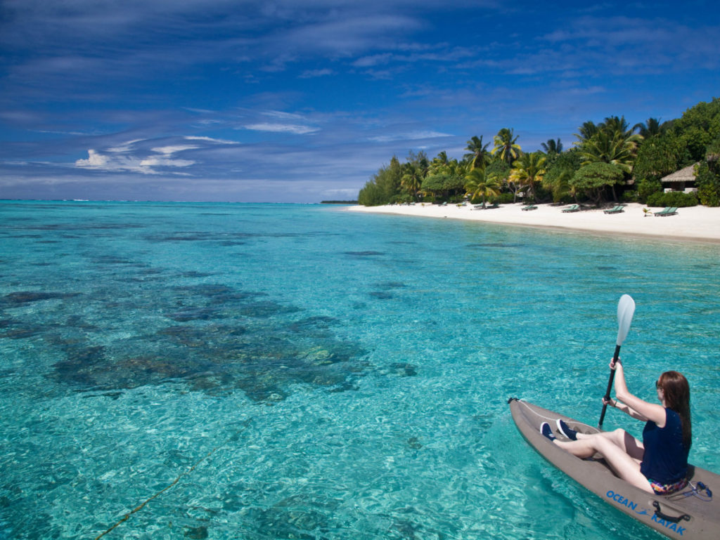 how to call cook islands