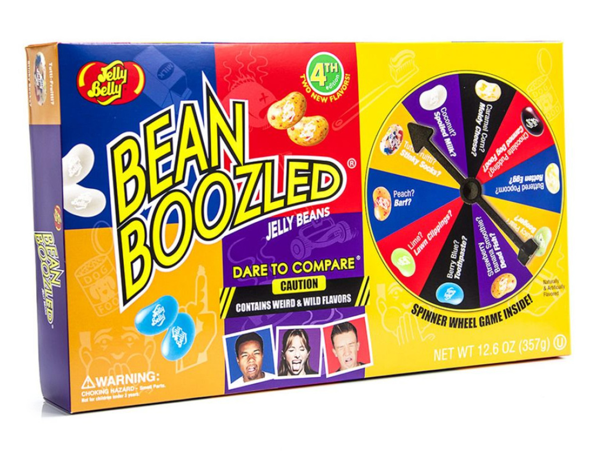 Beanboozled game from Jelly Belly