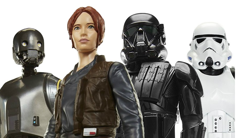 Star Wars Big Figs Rogue One