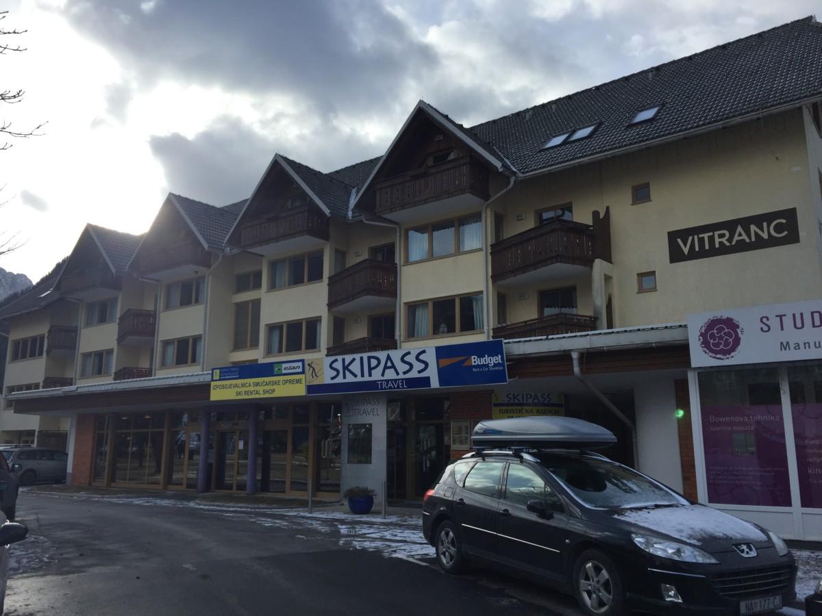 Vitranc Apartments, Kranjska Gora, Slovenia