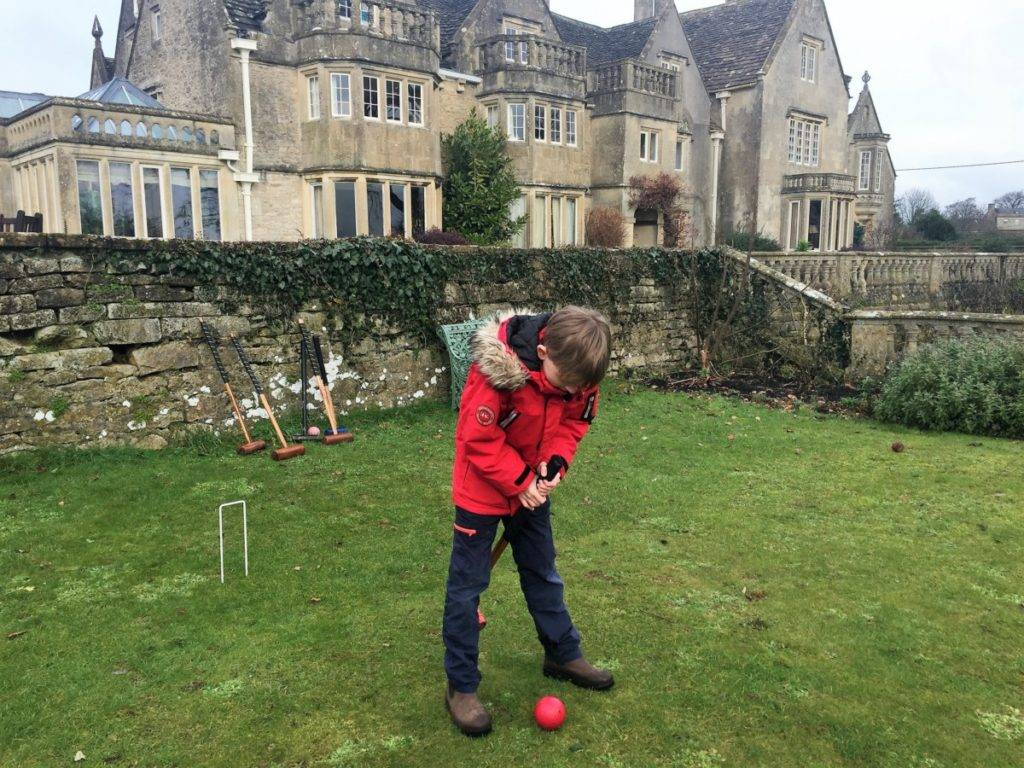 A weekend of family fun at Woolley Grange Hotel & Spa, Wiltshire - copyright: www.globalmousetravels.com
