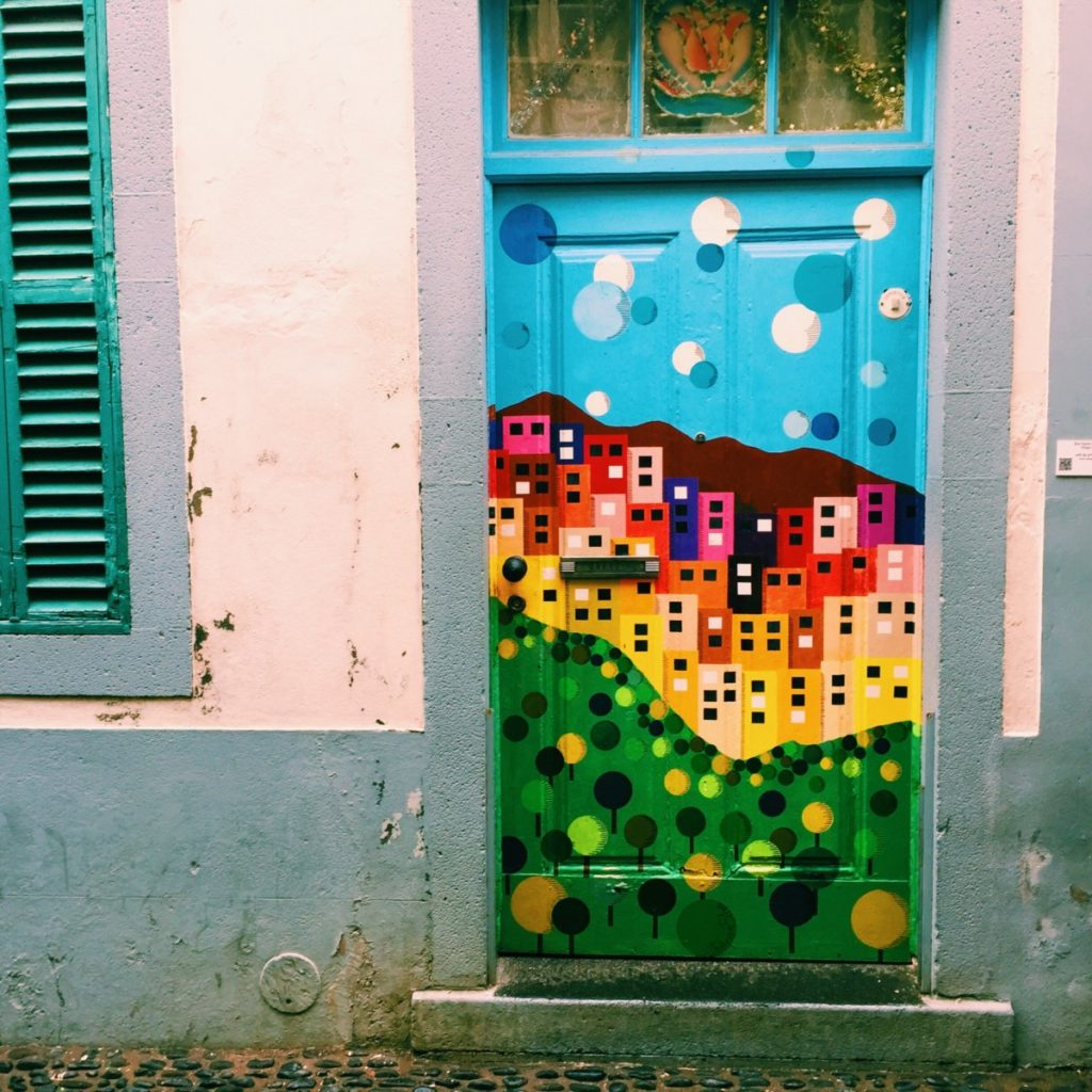 Rua de Santa Maria, Madeira