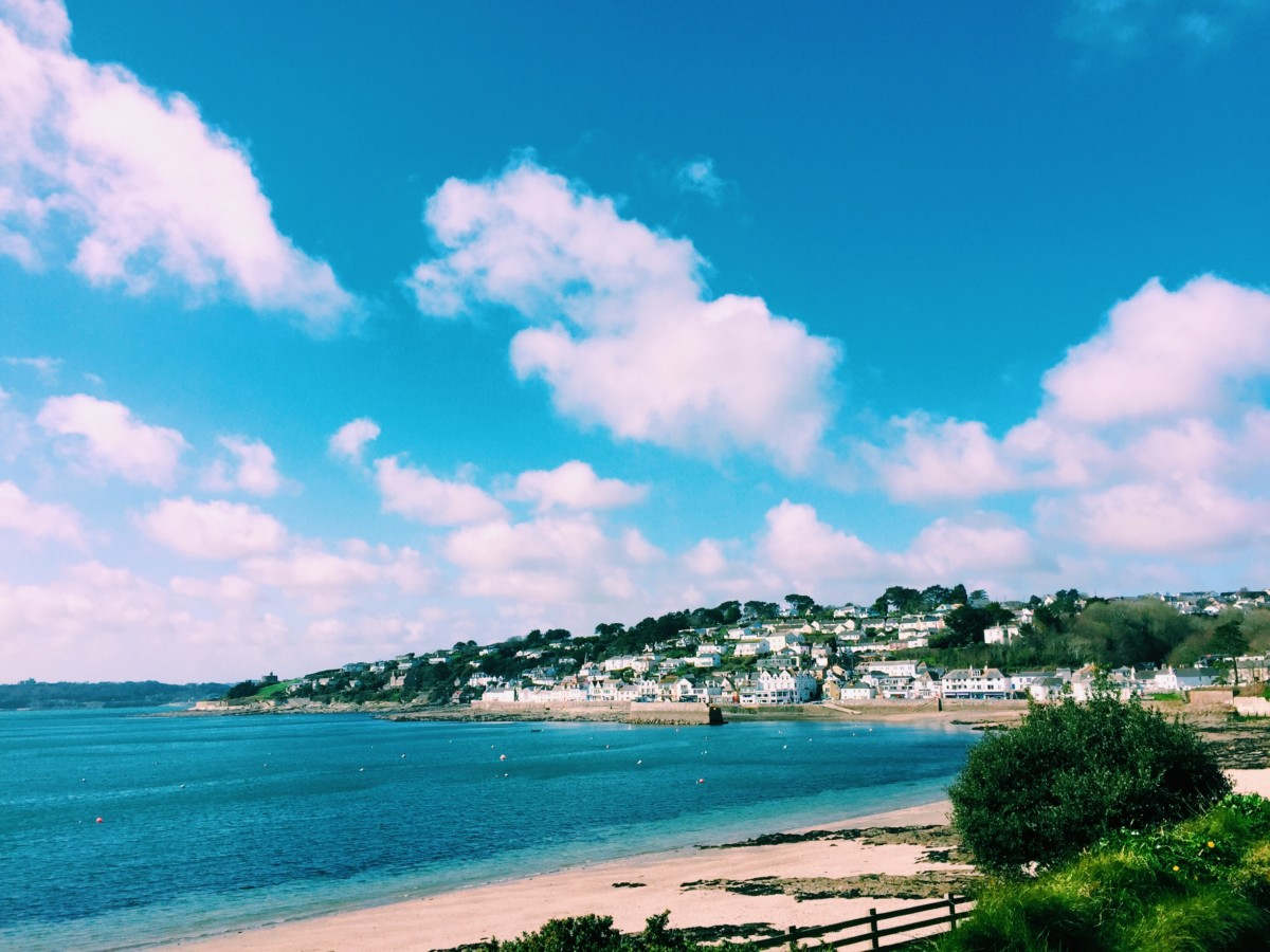 A spring weekend with kids in Cornwall at the Rosevine Hotel nr St Mawes - copyright: www.globalmousetravels.com