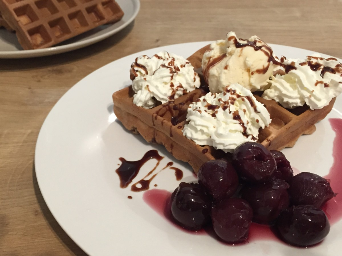 Sage's Smart Waffle - copyright: www.globalmousetravels.com