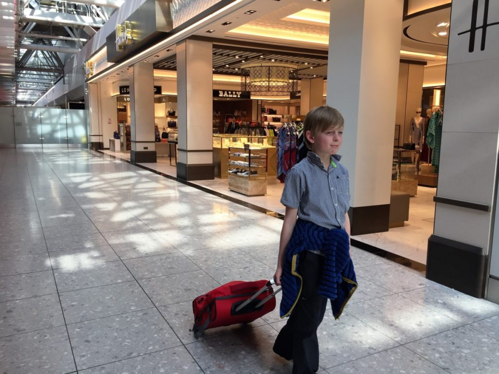 The ultimate guide to heathrow terminal 4 with kids globalmouse the ultimate guide to heathrow terminal 4 with kids copyright globalmousetravels kristyandbryce Image collections